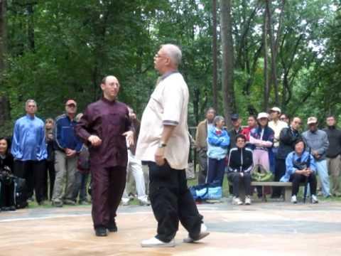 Demo 8 - Tai Chi Applications (Bill Phillips)