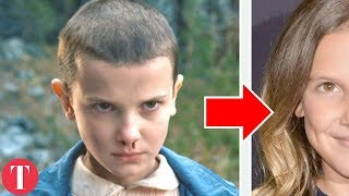 The Cast Of Stranger Things Real NAME And AGE (Millie Bobby Brown, Winona Ryder)