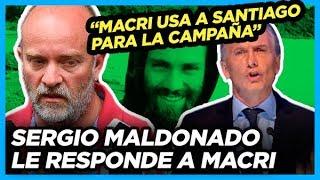 """""""¿Macri no sabe que la causa de Santiago sigue abierta? Lo usa para su campaña"""""""