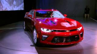 2016 Camaro SIX Reveal Recap - Belle Isle, Detroit, MI