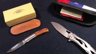 Messerverkauf!! CKF DCPT-3 ( Verkauft)und Moki Pliant