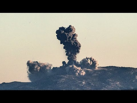Turkish Planes Bomb Syrian Kurdish Targets; Ankara-Backed Rebels Enter Afrin