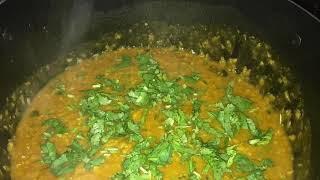 Red Split Lentils | Daal Recipe ( Desi Food 🥘