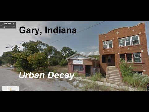 Gary Indiana Urban Decay ☠️