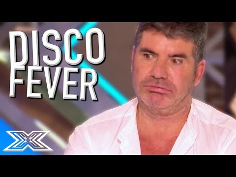 DISCO FEVER  Abba Acts Around The World!  X Factor Global