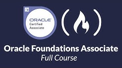 The Oracle Foundations Associate Cloud Certification (PASS THE EXAM) – Full Course