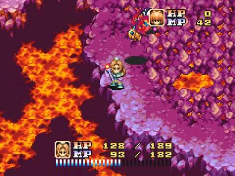 [Heroine] Let's Play Sword of Mana - 21: Subsea Volcano