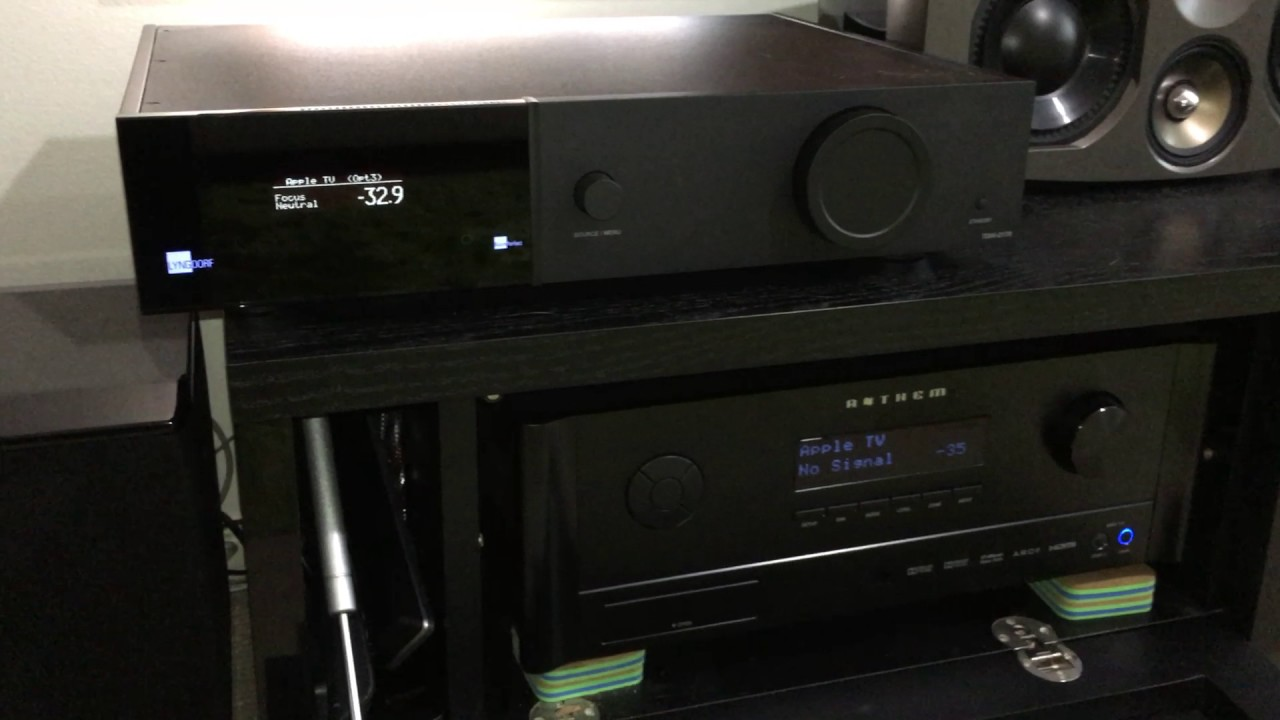 Audiophile integrated amplifier (Lyngdorf TDAI-2170) vs home the receiver  (Anthem MRX 710)