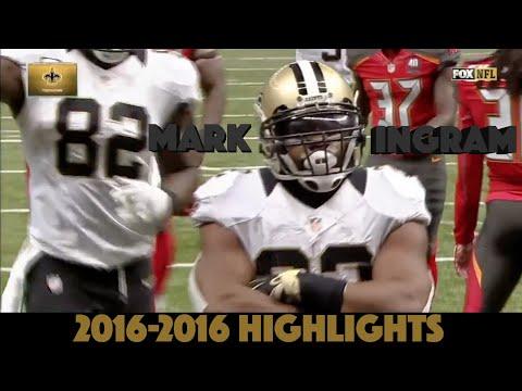 Mark Ingram 2015-2016 Season Highlights