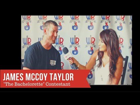 'Bachelorette's' James McCoy Taylor the Next Bachelor?!!