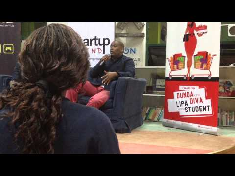 Munyutu Waiga founder of rupu.com and Umati Capital on why African is best for business