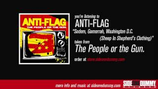 Anti-Flag - Sodom, Gomorrah, Washington D.C. (Sheep in Shepherd