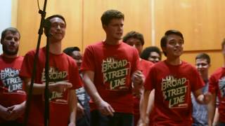 Dig It - D-Tent Boys - Broad Street Line A Cappella YouTube Videos