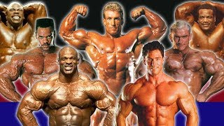 The Highest Steroid Dosages Used By 7 Top IFBB Pros In The 90's