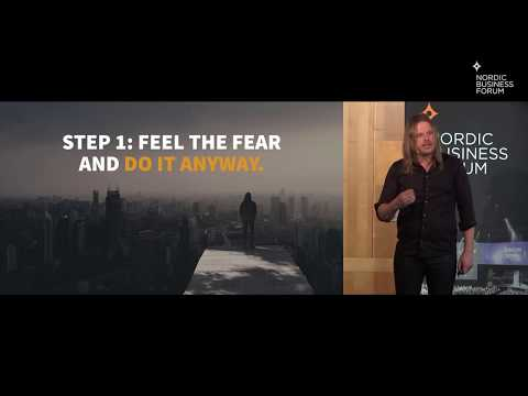 Johan Åberg - How to Grow Your Personal Brand If You're Not George Clooney