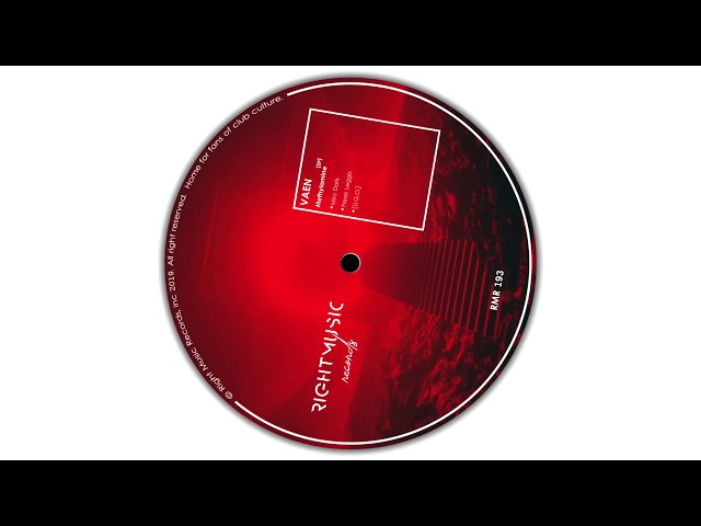 VAEN -  Methylamine ([U.G.O.] Remix) [Right Music Records]