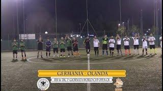 CA8 WORLD CUP OPEN 1° GIORNATA - GERMANIA - OLANDA 3-2
