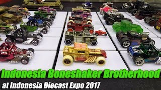 SUPER Boneshaker Collection Caught on Camera  - Hot Wheels Indonesia - Diecast Indonesia