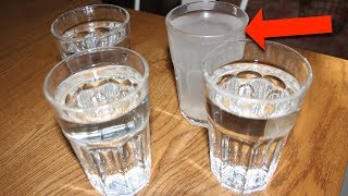 Buvez 4 verres d'eau chaque matin ! CE QUI SE PASSE EST FOU !