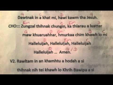 Hallelujah - ( Tial Uk ) karaoke  Praise and Worsh