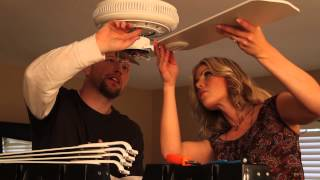 Ceiling Fan How To  (Part 11) - Ceiling Fan Blades - WORKMASTERS™