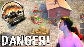 World of Tanks | Overconfidence Leads to DESTRUCTION!