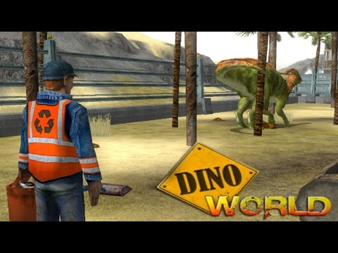 Dino World - Extreme Waste Management (Part 2)