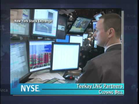 24 June 2010 Teekay LNG Partners Celebrates Five Years of Trading on the NYSE