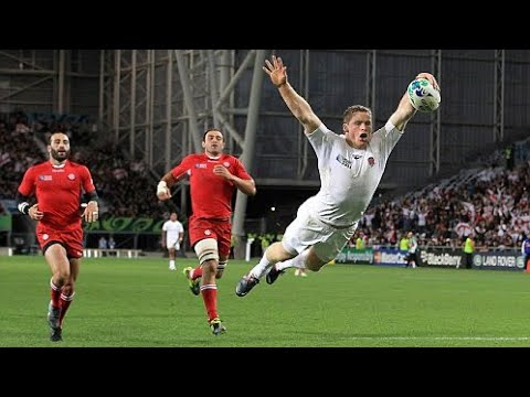 Rugby's GREATEST Individual Tries… EVER!
