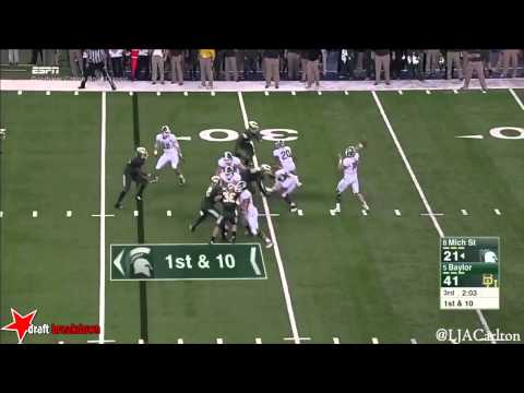 Connor Cook vs. Baylor (2014)