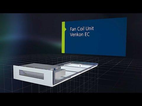 Venkon Fan coil EC 3D (english)