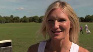 Jo Wiley Training for the Bupa Great North Run