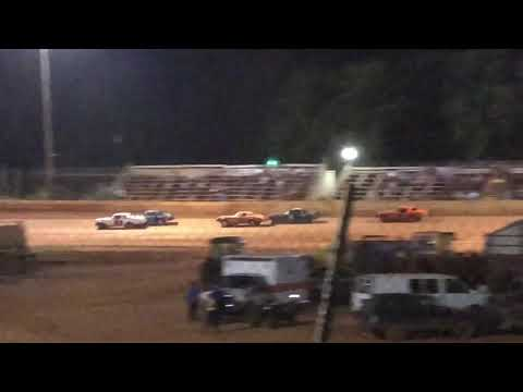 Pure Stock 6/16/18 Harris Speedway