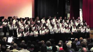 BMMS Chamber Choir - O-Yo-Yo - French Canadian Folk Song