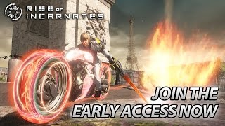 Rise of Incarnates - PC - The Fight of Incarnates Begins Now (Early Access Trailer)