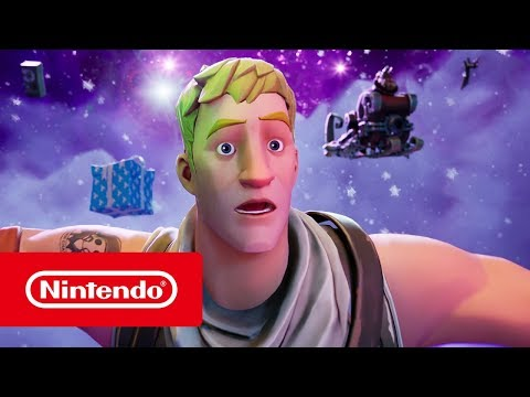 Fortnite - Season X Trailer (Nintendo Switch)