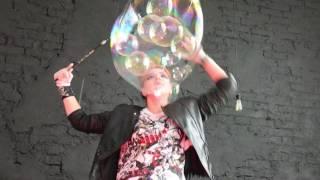 шоу мыльных пузырей Краснодар