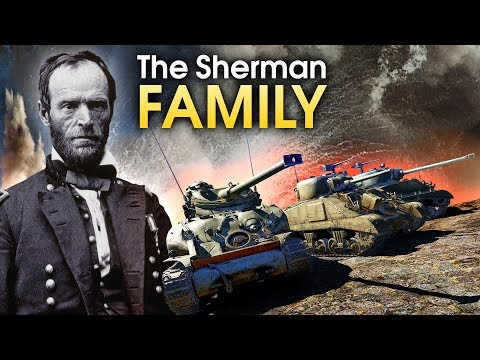 The Sherman Family / War Thunder
