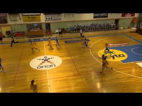 Video : [2η Ημέρα] Διεθνές τουρνουά Φιλίας Παγκορασίδων '' ΚΑΒΑΛΑ 2013 '' GREECE - SPAIN