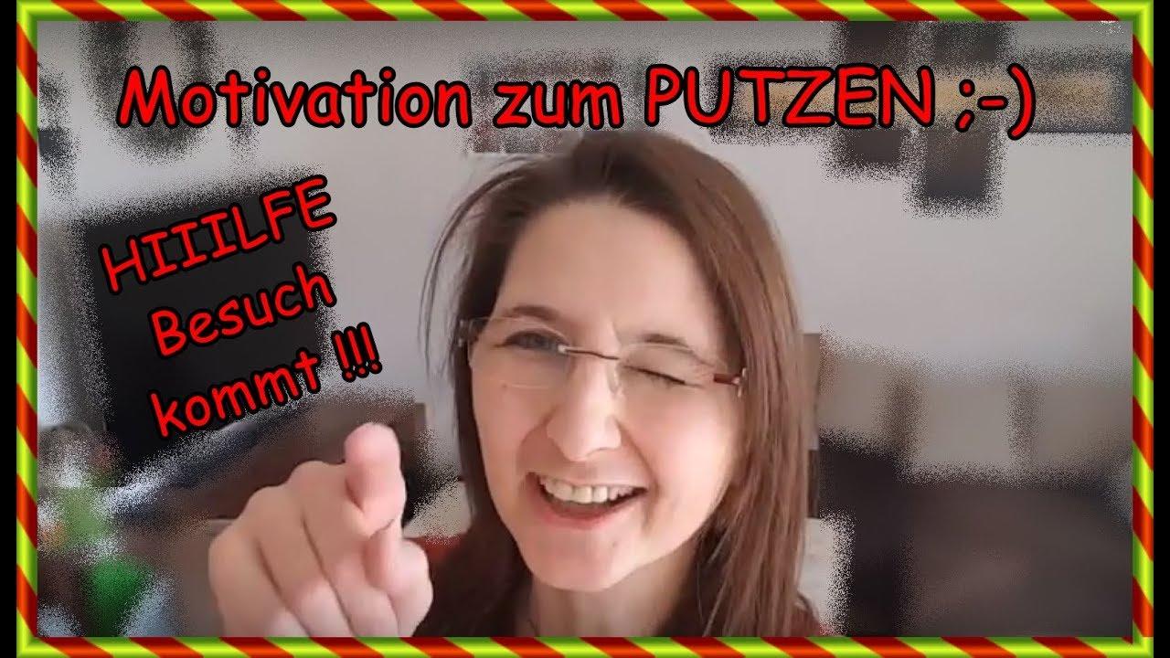 Motivation Zum Putzen : hiiilfe besuch kommt motivation zum putzen ~ A.2002-acura-tl-radio.info Haus und Dekorationen