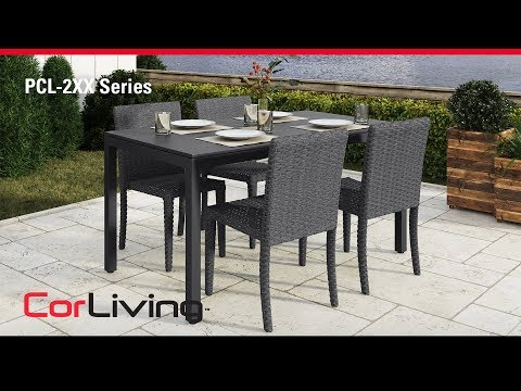 PCL Outdoor Dining Series - Brisbane Collection | CorLiving