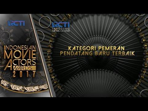 IMAA - Kategori Pemeran Pendatang Baru Terbaik [18 Mei 2017]