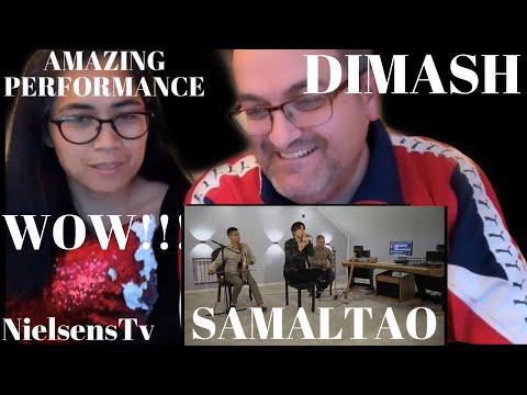 🇩🇰DANISH REACTS TO Dimash Kudaibergen - Samaltau | Tokyo Jazz Festival 2020| WOW AMAZING VOICE!!!