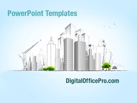 Architectural building powerpoint template backgrounds architectural building powerpoint template backgrounds digitalofficepro 00172 youtube toneelgroepblik Image collections