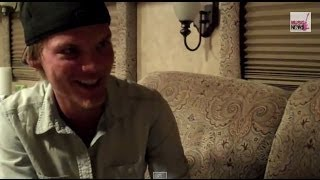 Avicii | Interview | Burn Yard Budapest | 26th July 2013 | Music News