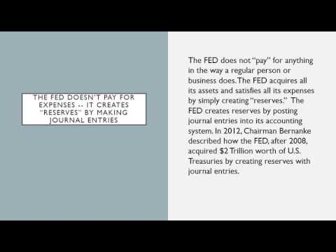 How the Federal Reserve System Underpays the U.S. Treasury