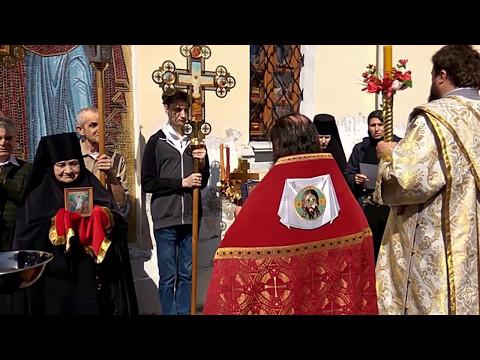 Крестный Ход в День Святых жен-мироносиц, с. Талицы, Софрино.
