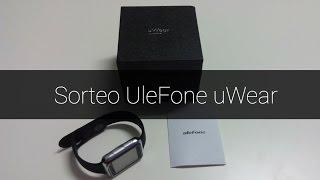 Sorteo UleFone Uwear