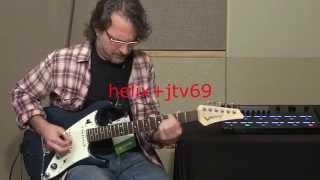 Line 6 Helix vs HD500 quick tone comparison: Part 1/7