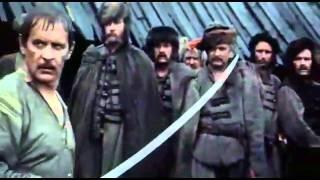 Sabre duel scene. Potop (1974)